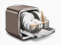不洗碗?餐具也能干净利索 超值洗碗机推荐