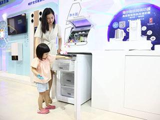 CBME:海尔冷柜展出行业首个母乳专属存储方案