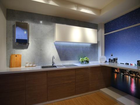 厨房燃气热水器怎么选?看看设计师怎么说