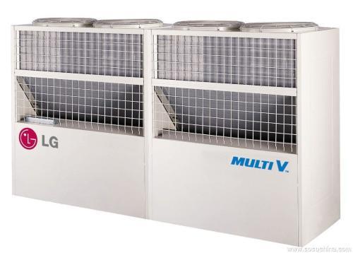 高效节能 LG家装中央空调稳定应对三伏天