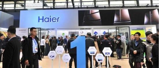 海尔冰箱上半年市场份额第一:逆势增长9.8%