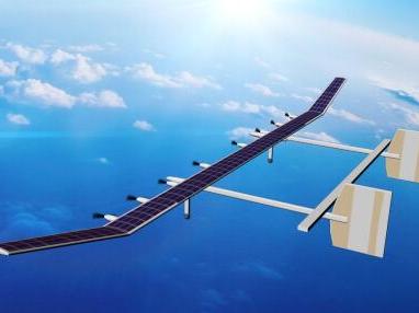 我国将基于太阳能无人机构建空中局域网