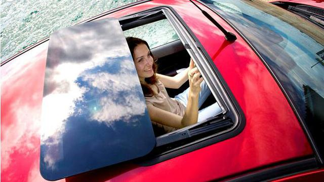 夏季天窗这么用 车内降温速度比空调快3倍