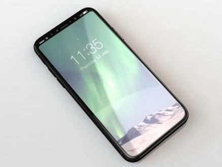 iPhone 8定妆照:长这样卖8000你会考虑吗