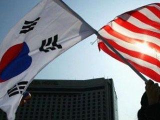 """美媒:韩国不愿与美方""""仓促重启""""自贸谈判"""
