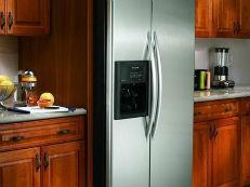 冰箱拥有纤薄机身才跟整体厨房跟配哟!