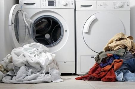 用洗衣机洗衣服 该如何防止衣服打结呢?
