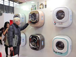 宝宝专洗+不占地 这种宝贝叫壁挂式洗衣机