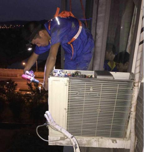 圈地空调市场 五星电器开启全员卖空调模式
