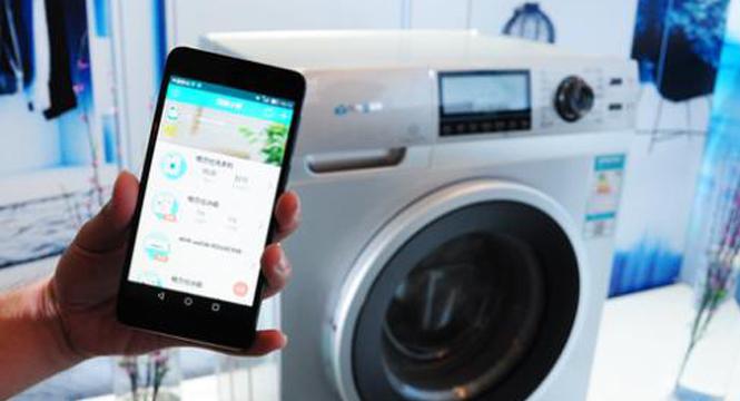 这些智能洗衣机 比你更懂得洁净衣物