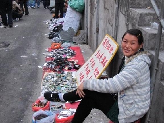 揭秘回收行业废弃手机变废为宝全过程!