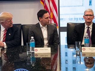 库克暗示下半年宣布苹果美国制造生产消息