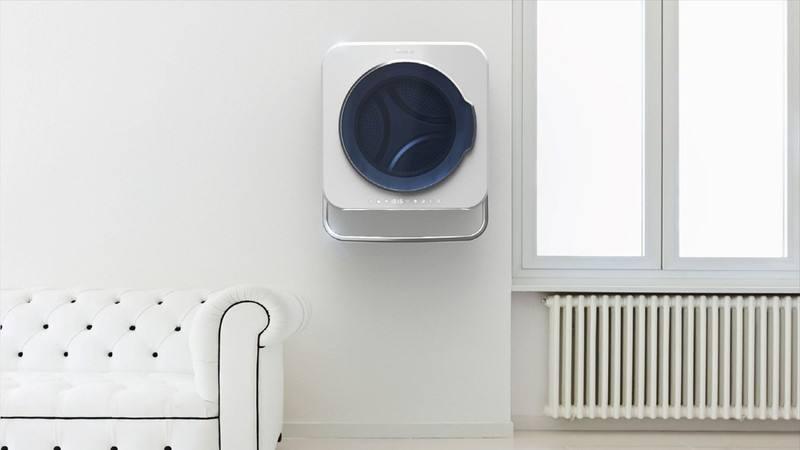 买洗衣机 我为什么一定要选壁挂式的?