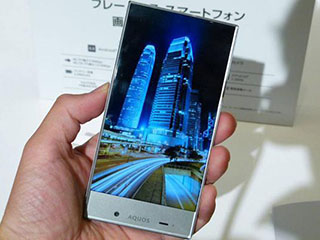 富士康推夏普手机抢中高端市场 还有机会吗?