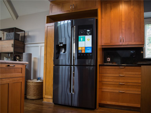 越来越厉害了!冰箱是未来的厨房中枢