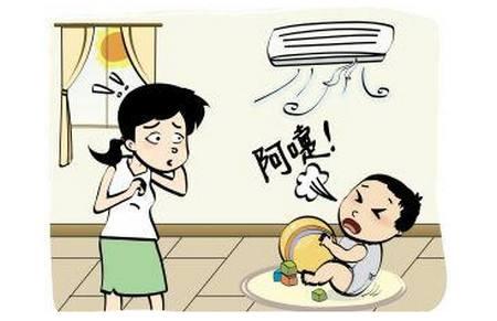 """有种咳嗽叫""""空调咳""""对付它要用妙招"""