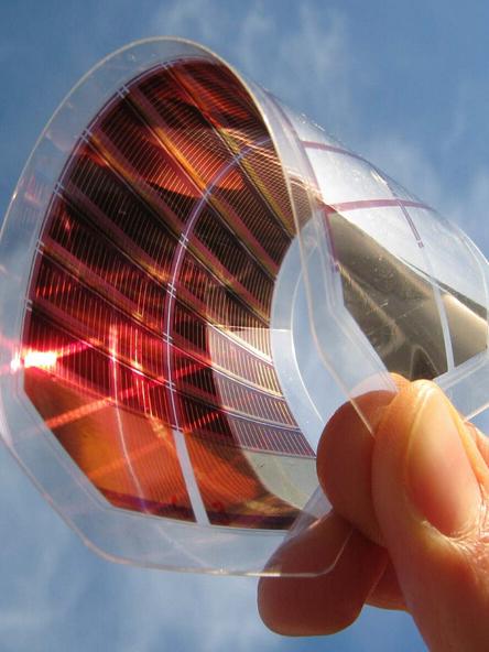 我国薄膜太阳能电池亟待产业化!