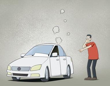 研究发现:开车载空调能有效减少车内污染