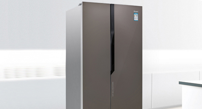 变频科技颜值爆表 华日冰箱评测