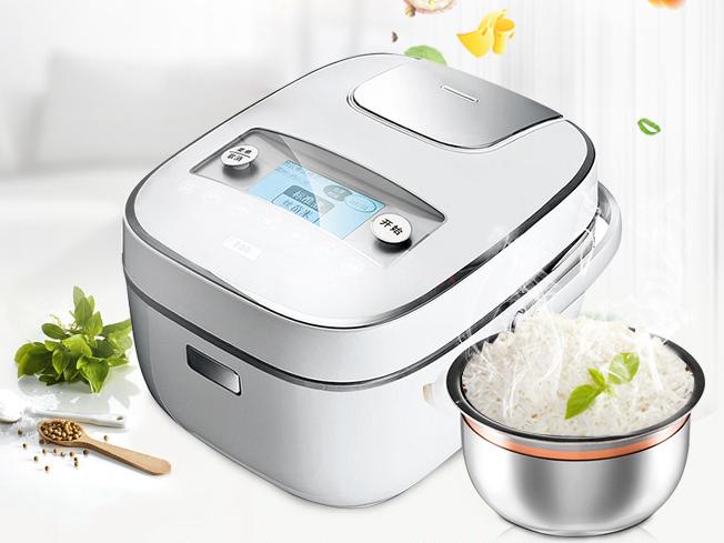 米饭夹生难入口 IH电磁加热电饭煲不可少