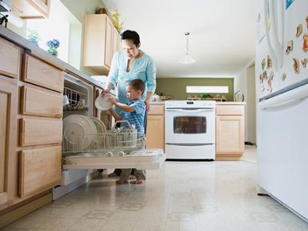 洗碗机——不用不知道,用了离不了