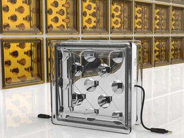 新型玻璃砖可能是太阳能发电的全新选择