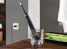 想拥有一口好牙?声波震动电动牙刷来帮你