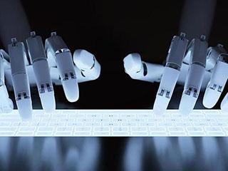 机器人写诗出诗集 人工智能挑战人类情感