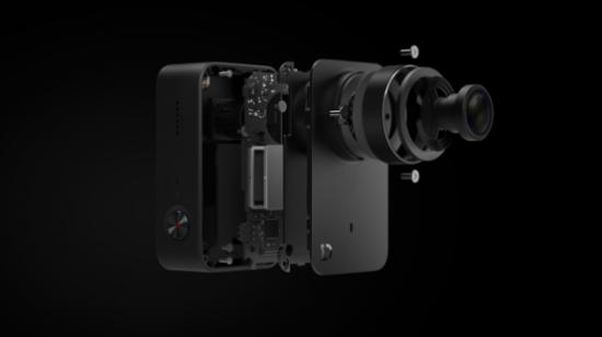 4K超清高性价比 售699元米家小相机发布