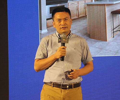 奥维云网副总裁郭梅德