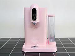 10秒冲好奶 史上颜值最高母婴净水机评测