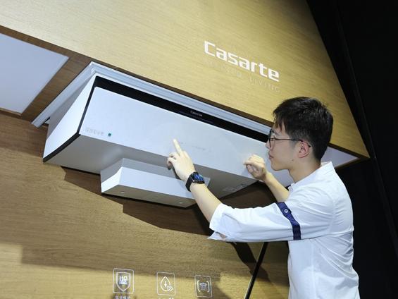 卡萨帝发布最耐用热水器:10年0腐蚀