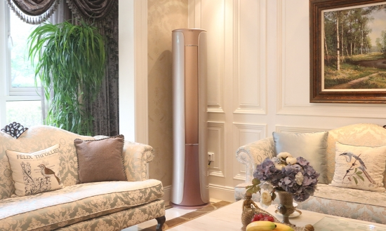 海尔御樽空调首发:用科技享受健康与舒适