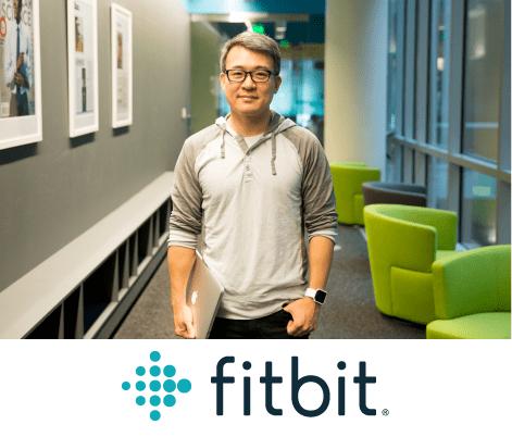 Fitbit CEO、总裁兼联合创始人James Park