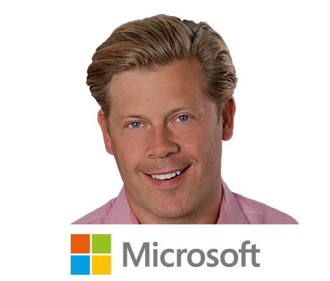微软集团Nick Parker