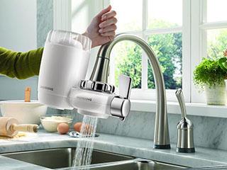 毕业生都能消费得起的水龙头净水器