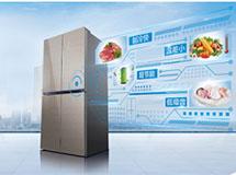 保鲜新定义 TCL冰箱助力食物健康呼吸