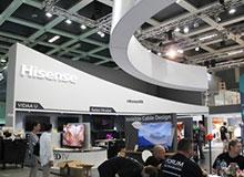 8K电视发布 IFA2017海信携重磅产品亮相