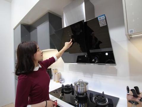 海尔油烟机唯一自带净化装置掀厨房环保革命