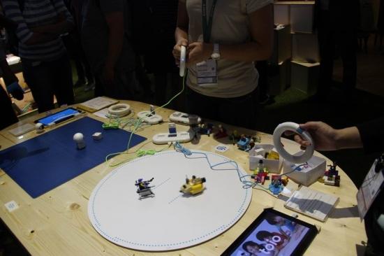 "IFA2017索尼携""谜之方块""重回玩具市场"