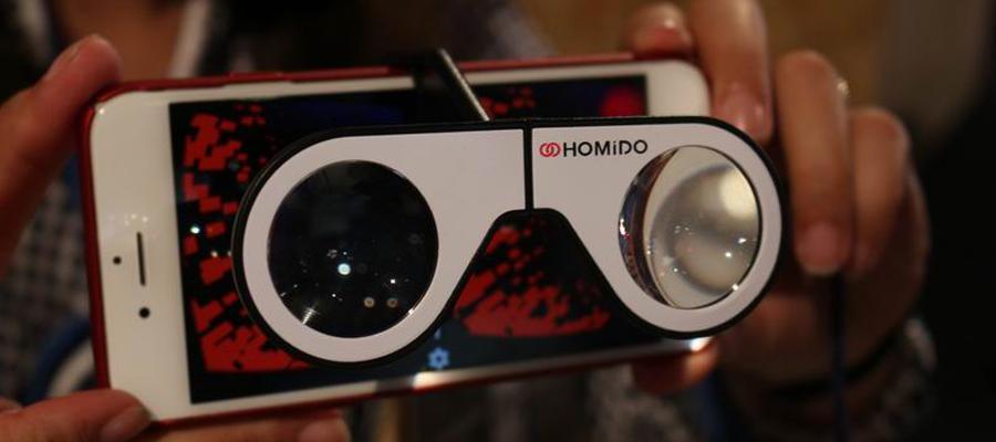 手机戴眼镜!这是什么高科技?