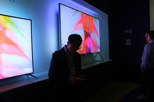 直击IFA:飞利浦最新OLED电视惊艳登场