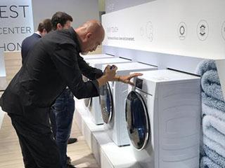海尔IFA宣布将在欧洲主流国家主推9款直驱洗衣机
