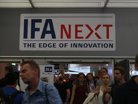 失望大于期待 IFA2017的26号馆都有啥?