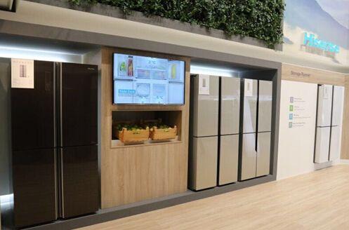 冰箱线下市场量额均降 均价同比增长