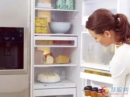 你家的冰箱多久没洗了?有细菌的知道不啦?