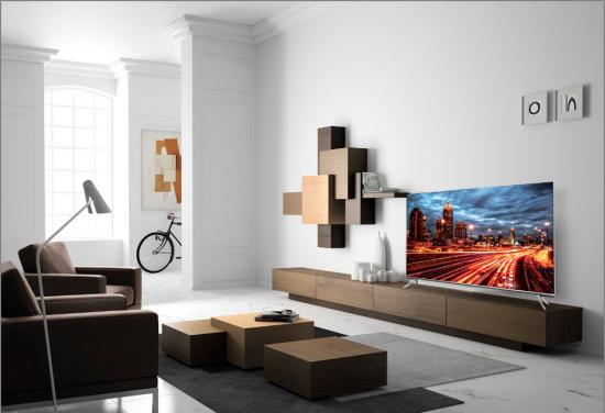 画佳声优 海信发布影响力系列ULED新品