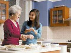 讲真,洗碗机才是释放老妈才华的助推器