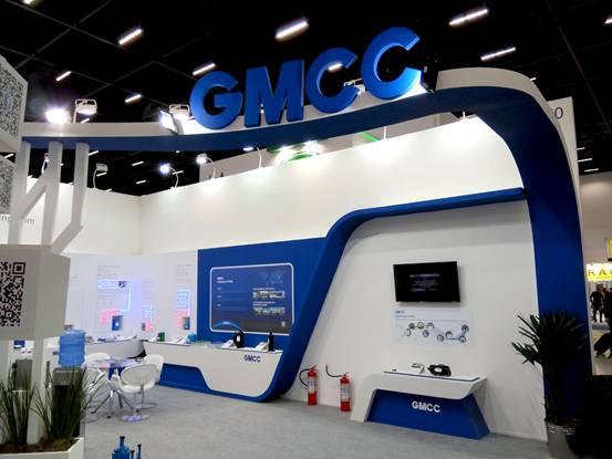 GMCC远征巴西FEBRAVA展,大秀技术展实力
