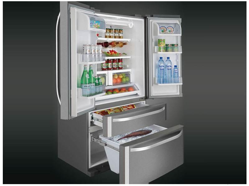 """海尔全空间保鲜冰箱的""""控温能力""""强"""